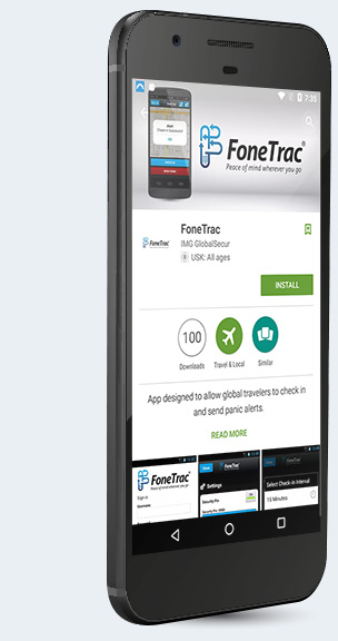 FoneTrac App - Efficient and Simple to Use